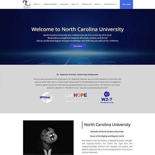 North Carolina University